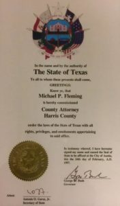 Harris County Attorney