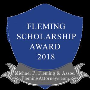 Fleming Scholarship Award Winners 2021