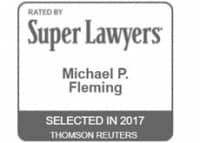 super lawyers michael P. fleming
