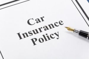 Car Accident Insurance Policy