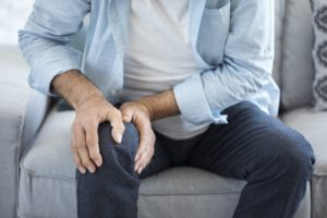 Knee Pain after Car Accident - Houston Car Accident Lawyer