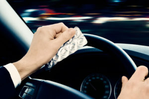 accidents caused by drug impaired driving