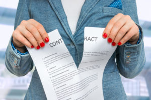 Houston Breach of Contract Defense Lawyers