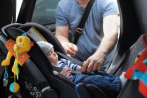 Car Seat Laws in Texas - Traffic Collision Lawyer in Houston