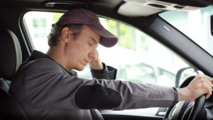 Drowsy or Fatigued Driving Accidents - Houston Car Accident Lawyers
