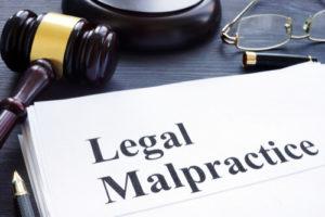 Houston Legal Malpractice Lawyers